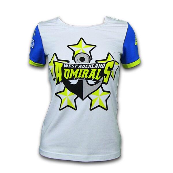 Admirals Tee Shirt